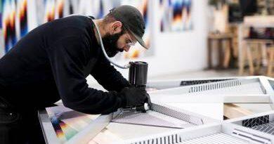 A biztonság művészet: figyelemfelhívó kollaboráció a Kaspersky és Felipe Pantone kortárs művész között az Adatvédelmi Nap alkalmából