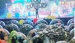 Ez lehet a jövő? Koronavírus-biztos, felfújható buborékokban buliztak egy koncerten – videó