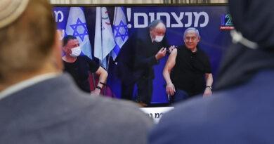 Izraelben engedélyezték az oltási adatok átadását