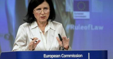 Vera Jourová: A magyarországi helyzet a legaggasztóbb.  Továbbra is úgy vélem, hogy az egy beteg demokrácia