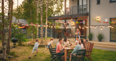 6 kerttervezési trend, hogy még élvezetesebb legyen a kint töltött idő