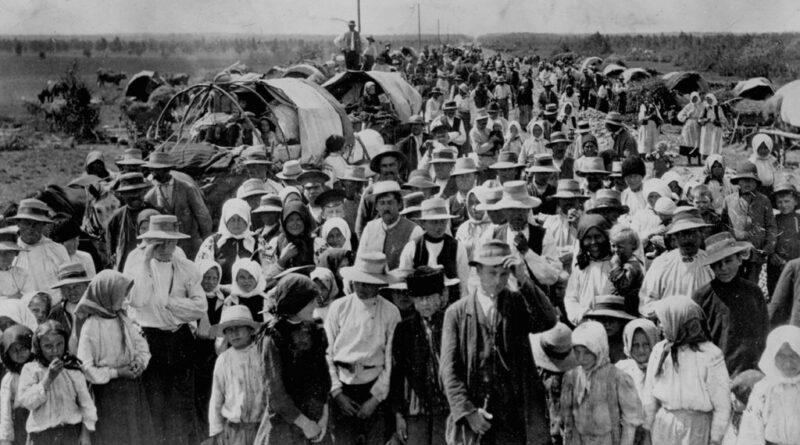 Félmillió magyar menekült otthonról haza