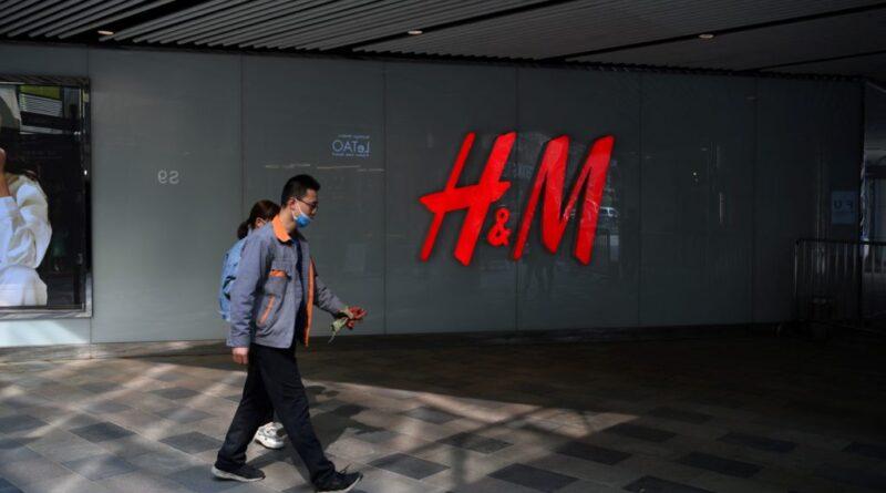 Kína finoman megfenyegette a H&M-et