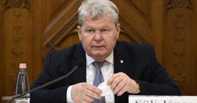 Koronavírus miatt kórházban ápolják Süli János minisztert