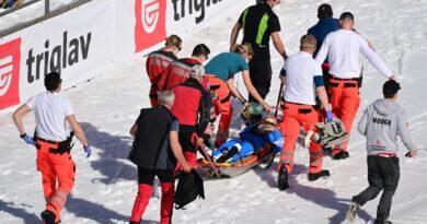 Horrorbukása után három nappal felébresztették a kómából a norvég síugrót