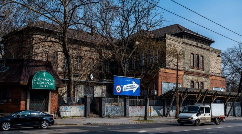 Az OGYÉI költözhet a hajléktalankórház helyére, Habony köre járhat jól