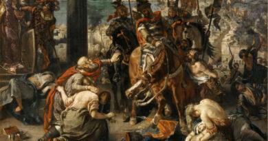 A kereszténység szégyenére kirabolták Konstantinápolyt