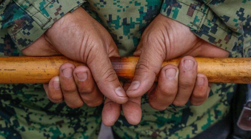Halálra guggoltattak egy férfit a Fülöp-szigeteken, mert megszegte a kijárási tilalmat