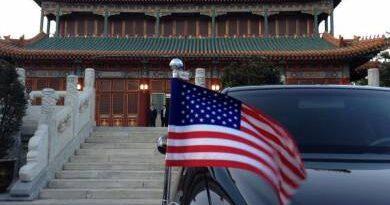 Újabb hét kínai technológiai cég került az USA tiltólistájára