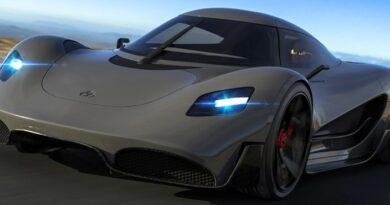 A leggyorsabb villanyautókat veszi célkeresztbe ez az új hidrogénautó