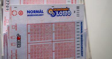 Valaki 107 millió forintot nyert a Skandináv lottón