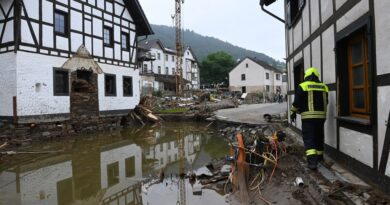 Ezért alakult ki a vizes pokol Németországban