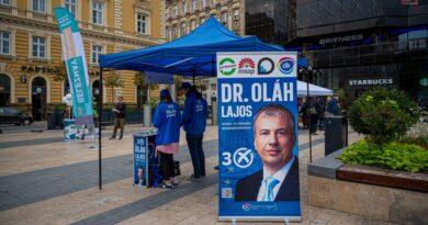 Felpofoztak egy DK-s női aktivistát Budapesten